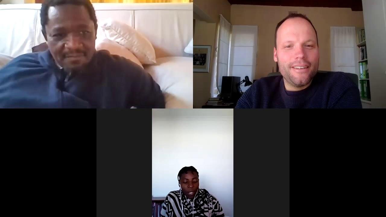 Interview with Rev. Tsakane Sibanda and Qaba Mbola of Ujamaa collective