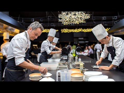Restaurante 'Cocina Hermanos Torres'(Barcelona)