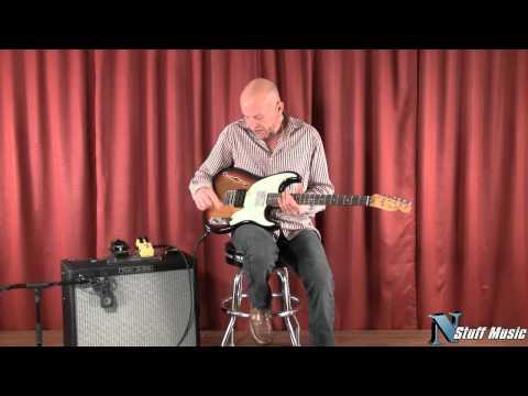 Fender Pawn Shop '72 Stratocaster (3-Tone Sunburst)