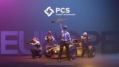 PCS Europe Charity Showdown • Group A/C • PUBG Continental Series