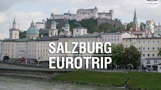 Eurotrip e02 - Зальцбург(Второй эпизод из поездки по Европе с городом Зальцбургом (родиной Моцарта) и местностью Зальцкаммергут...., 2015-02-18T14:12:08.000Z)