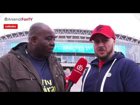 No One Gives Us A Chance says DT   Arsenal v Man City   FA Cup Semi-final