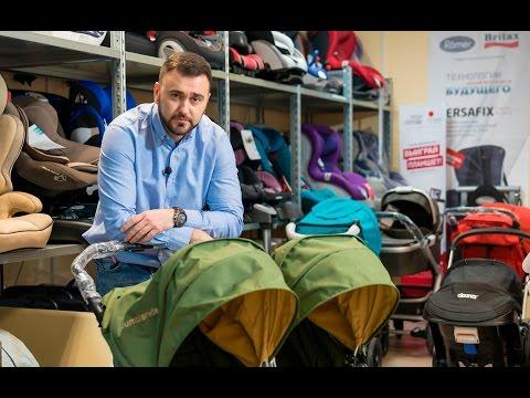 Подробный обзор Bumbleride Indie Twin детская коляска для двойни