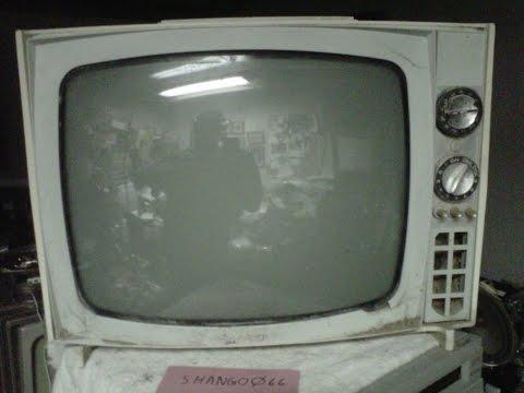 1964 Motorola Television Resurrection Black And White Tube TV