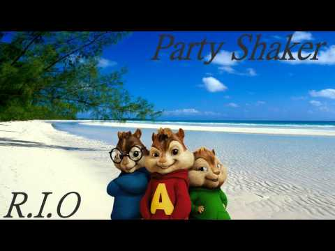 R.I.O. Feat. Nicco - Party Shaker [Chipmunk Version]