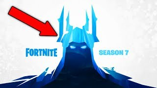 FIRST *OFFICIAL* SEASON 7 TEASER! Fortnite Season 7 BATTLE PASS SKIN & THEME LEAKED! (Max Tier 100)