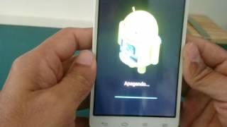Resetando o celular LG D385