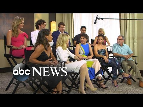 'Ugly Betty' Cast Reunion on 'GMA'