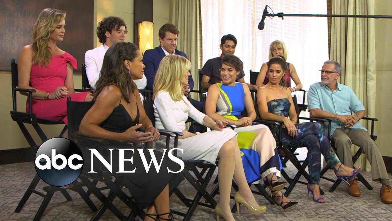 Download 'Ugly Betty' Cast Reunion on 'GMA'