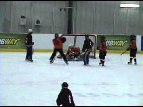 Sackville Ringette U16 vs Halifax Chebucto, 27 Nov. 2011