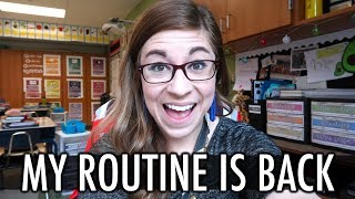 Routines, Grading, and Productivity | Pocketful of Primary Teacher Vlog