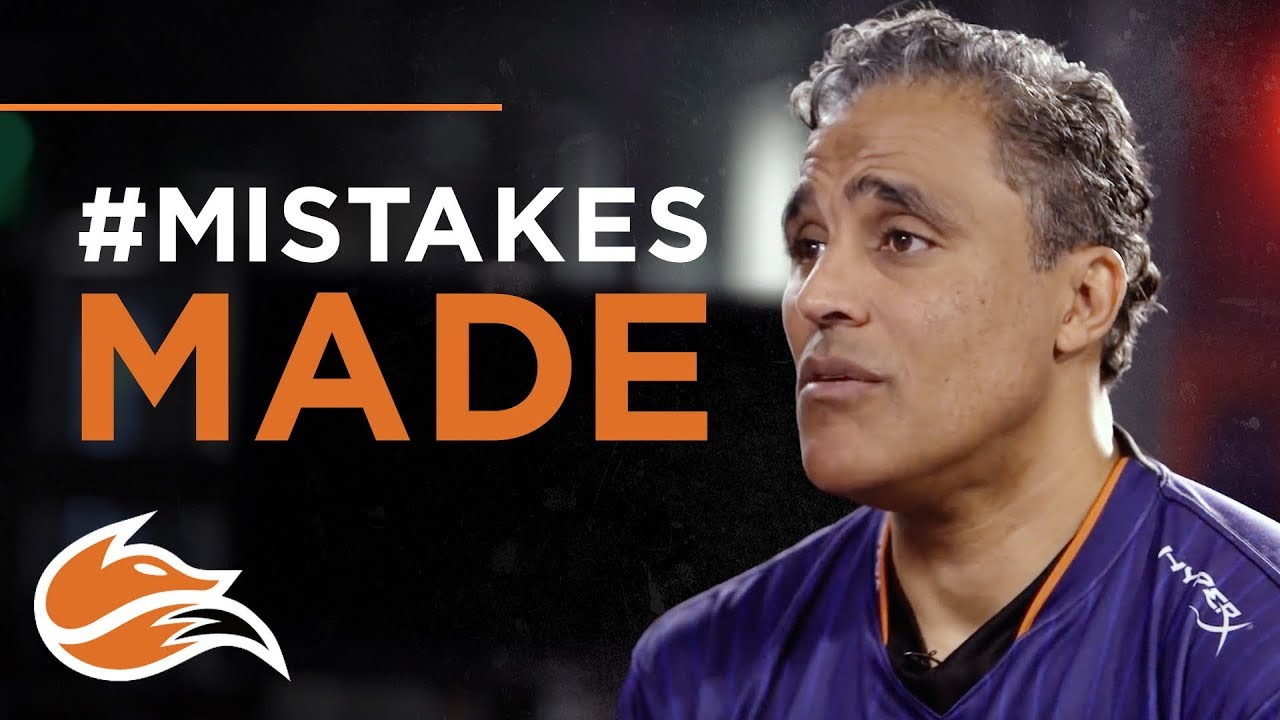 0f61d708f06 Echo Fox update and Thanksgiving message from Rick Fox - YouTube