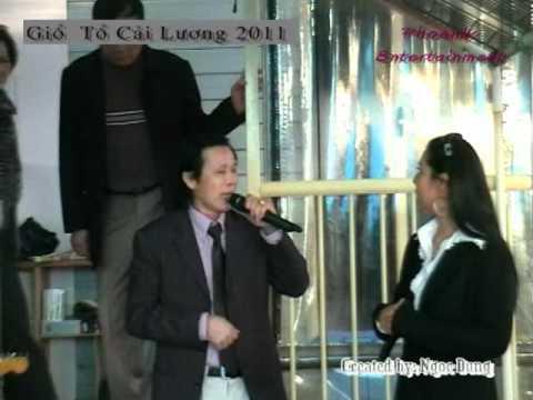 Giổ Tổ Cải Lương 2011 - dan ca tai tu