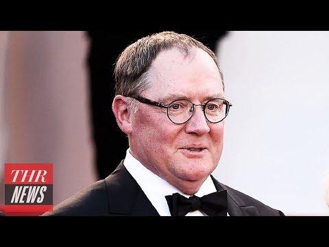 "John Lasseter Taking Leave of Absence From Pixar Amid ""Missteps"" | THR News"