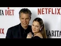 DREW BARRYMORE and TIMOTHY OLYPHANT meet at 'SANTA CLARITA DIET' premiere