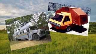 Video Slideshow Crazy RVs and Campers | Mount Comfort RV