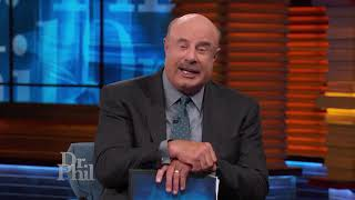 Merkules on the Dr. Phil show.