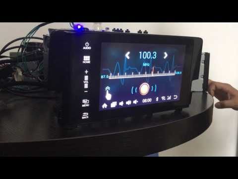 Android Video Interface Allwinner T3 For Honda GVIF