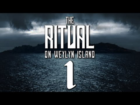 The Ritual on Weylyn Island [1] - Grandpa Had Some Secrets