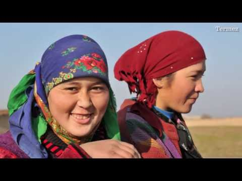 Stans - that is Central Asia