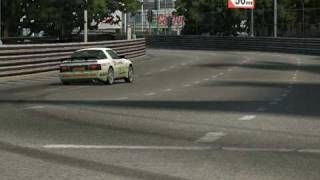 Live For Speed XR GT Turbo Slow-motion