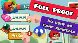 How To Hack Angry Bird 2✅Angry Birds 2 Hack✅How To Get Unlimited Money In Angry Birds 2✅New Trick💗