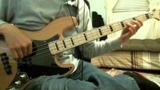 Wonderful Tonight - Eric Clapton [Bass Cover]
