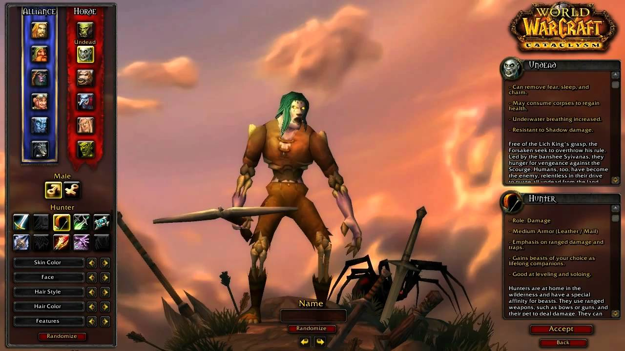 Class - Wowpedia - Your wiki guide to the World of Warcraft