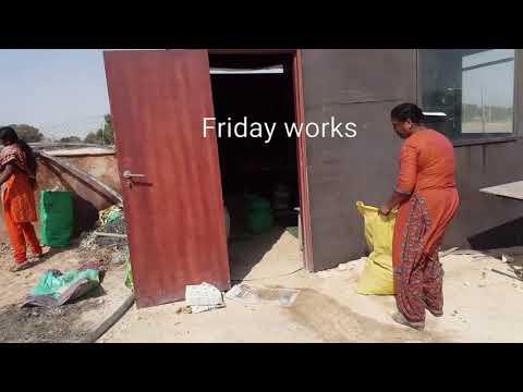 2017-2018 Friday works by committee members- NAMMUDE ADUKKALATHOTTAM DOHA
