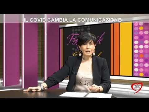 Femminile Plurale 2019/20 Il covid cambia la comunicazione