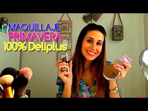 DELIPLUS | MAQUILLAJE PRIMAVERA | Productos 100% Deliplus - Mercadona.