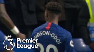 Callum Hudson-Odoi scores his first Premier League goal for Chelsea v Burnley  NBC Sports