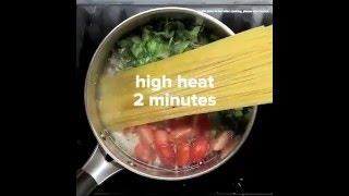 One-Pan Pasta: видеорецепт пасты в сковороде