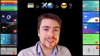 The best 🇪🇺 travel debit card? Comparing N26, Revolut, bunq, Curve, Monese, TransferWise & more