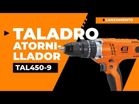 Taladro y atornillador - TAL450-9