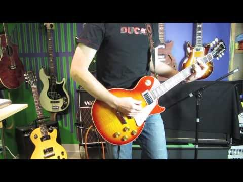 GUITAR TONE - LES PAUL MELODY MAKER vs LPJ vs TRADITIONAL