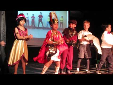 Y3JL Assembly, the History of Chocolate, Part 4 of 4