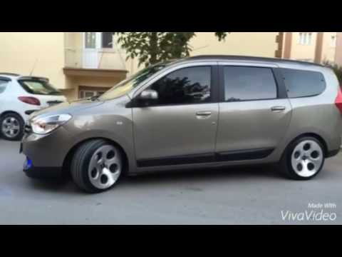 dacia lodgy modifiye gnc point 18 39 inch youtube. Black Bedroom Furniture Sets. Home Design Ideas