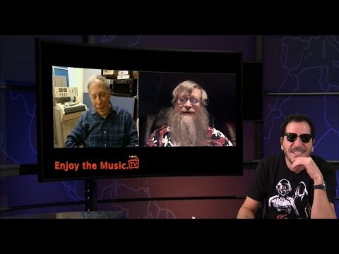 Paul McGowan of PS Audio & Ted Smith, Lead Designer of DirectStream on Enjoy the Music.TV