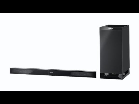 panasonic soundbar su sc htb20 youtube rh youtube com Panasonic Sound Bar Aux In Panasonic Sound Bars for TV