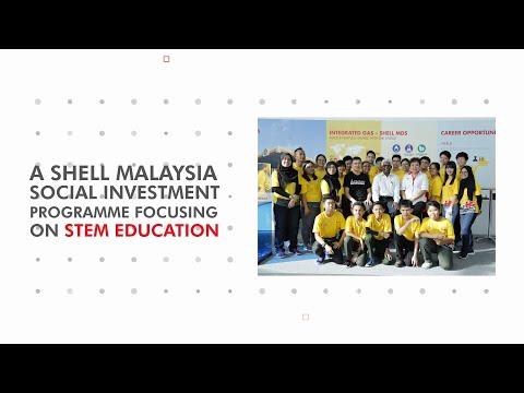 #MyGeekMovement Shell Malaysia STEM Programme