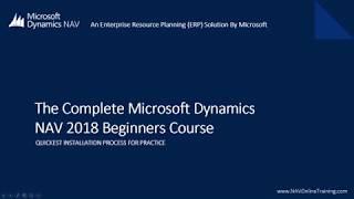 Step By Step Installation of Microsoft Dynamics NAV 2018