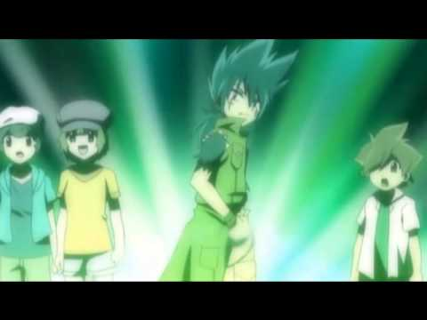 Beyblade Metal Fusion - Episode 22 Part 2/2 English Dubbed