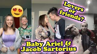 Baby Ariel + Jacob Sartorius = ... ?