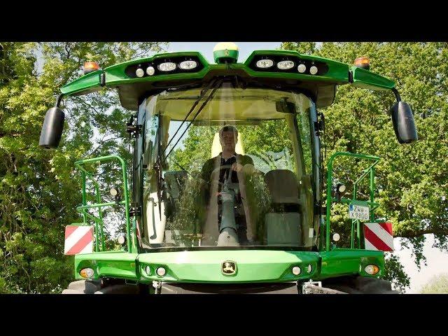 John Deere | 9000 serie produkt-teaser