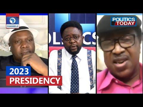 Shehu Sani, Bala, Dallaji Debate Power Rotation   Politics Today