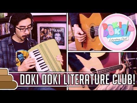 Dan Salvato - Doki Doki Literature Club Main Theme [Acoustic Cover]