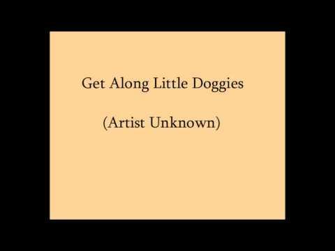 Get Along Little Doggies