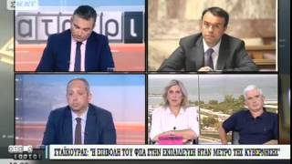 Ο πρώην Υπουργός Χρ. Σταϊκούρας για τον  - 02/09/2015