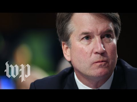 Day four of Brett Kavanaugh's Supreme Court confirmation hearing